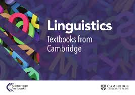 linguistics textbooks catalogue 2016 by cambridge university press