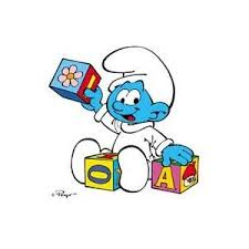 66 smurfs images smurfs drawings