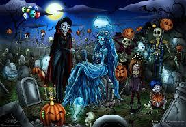 halloween party by mareishon on deviantart