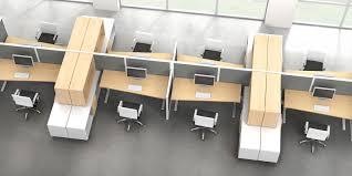 Modular Office Furniture Seven Innovative Design By Watson Desking - Open office furniture