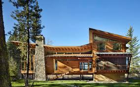 washington state house finne architects seattle mazama house