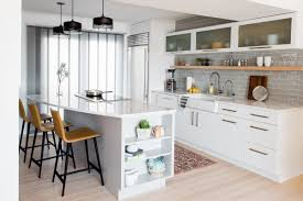 kitchen cabinet with shelves are floating shelves right for your kitchen the kitchen