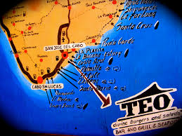 Map Of Cabo Mexico by Teo Bar And Grill San Jose Del Cabo Mexico Bang For Your