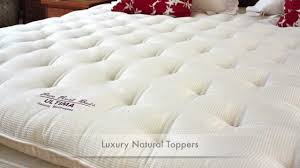 Mattress Toppers What Is The Best Quality Most Comfortable Luxury Natural Mattress
