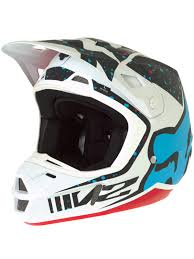 motocross helmet goggles fox red white 2017 v2 nirv mx helmet fox freestylextreme