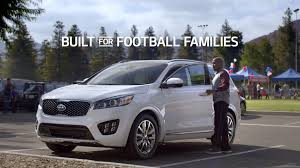 suv kia 2016 2016 kia sorento built for football families u201cparticipation u201d love