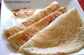 cuisine crepe how to dosa batter plain sada dosa recipe chef in you