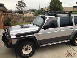 nissan patrol 1990 4x4 1993 nissan patrol manual 4 2l carb intercooled turbo dual