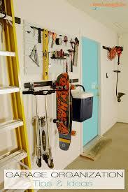 Garage Organizing - i should be mopping the floor garage organization tips and ideas