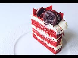 торт красный бархат red velvet cake youtube red velvet