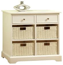 Storage Cabinet With Baskets Lulworth Modular Storage Chest With 3 Drawers 4 Baskets U0026 Shelves