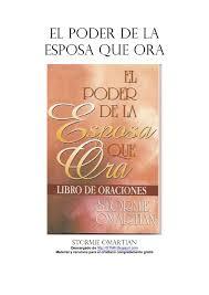 el poder de la esposa que ora orar libros y cristianos