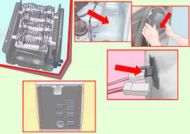 how to change the heating element in a dryer 8 steps