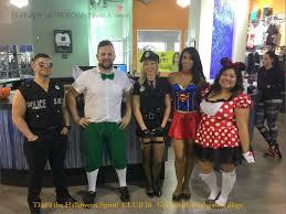 the spirit of halloween store