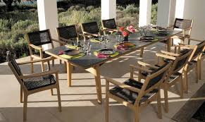 Teak And Stainless Steel Outdoor Furniture by Teak Garden Furniture Barlow Tyrie Garden Furniture
