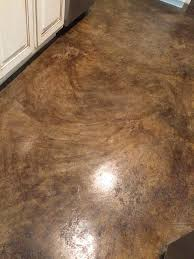 Basement Floor Stain by 1000 Ideas About Stained Concrete On Pinterest Concrete Floors