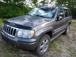 overland jeep grand cherokee 2004 jeep grand cherokee overland quality used oem parts east