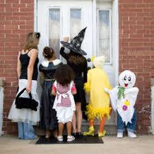 Halloween Costume Ring Learning Trick Treat Halloween Special