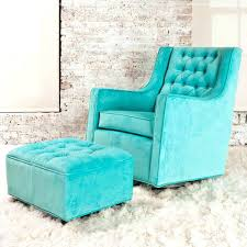 velvet chair and ottoman sophisticated blue chair and ottoman taptotrip me