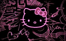 wallpaper hello kitty laptop 30 hello kitty backgrounds wallpapers images design trends