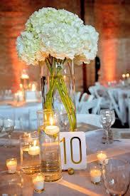 hydrangea wedding centerpieces brilliant wedding centerpiece ideas wedding centerpieces