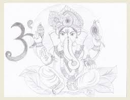 lord ganesha drawing pictures images photos my lord pics