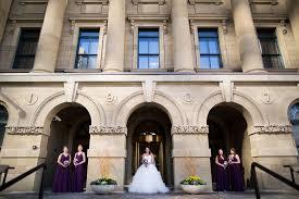 Wedding Arches Calgary Kirsten Douglas A Modern Calgary Downtown Wedding Emily Exon