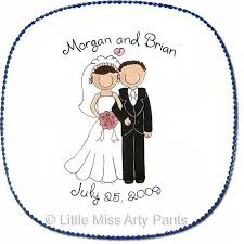 personalized wedding platters 53 best wedding and anniversary plates and platters personalized