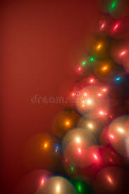 colored christmas tree lights multi color christmas tree lights bokeh like bubbles on a red