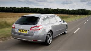 peugeot estate cars peugeot 508 sw hdi 140 allure 2015 review by car magazine