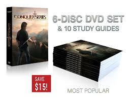 conquer series small group bundle kingdomworks studios