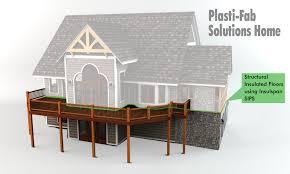 insulspan sip floor applications plasti fab