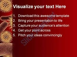 free templates for powerpoint bacteria bacteria science powerpoint templates and powerpoint backgrounds