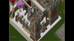 Building A House Online by Ultima Online Uoforever House Build Youtube