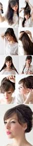 Diy Fashion Projects Diy Style Braided Updo Hairstyle Do It Yourself Fashion Tips Diy