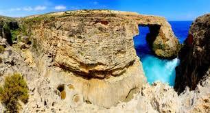 Azure Window After Dwejra Arch Collapse A U0027new U0027 Azure Window For Gozo The