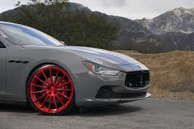 maserati ghibli modified maserati ghibli q4 on 22