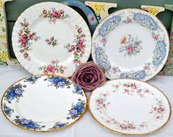 vintage china vintage china starter dessert plate 8 9 inch vintage china