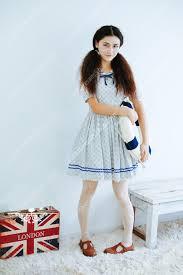 cheap sailor preppy chic vintage peaceful sea cotton dress