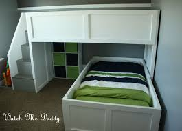 Build Your Own Bunk Beds Diy by 48 Best Bunkbed Ideas Images On Pinterest Bed Ideas Nursery And