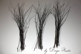 diy design fanatic how to make a twig wreath or when gives