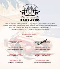 rally 4 kids united boys u0026 girls clubs of santa barbara county