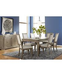 martha stewart dining room furniture martha stewart bergen expandable dining collection created for