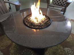 Granite Fire Pit by 48