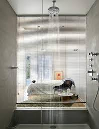 schlafzimmer mit bad duschkabine schlafzimmer kleines bad gestalten zitate