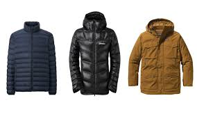 eight of the best men s down jackets health fitness