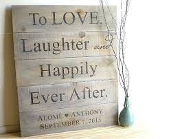 wedding plaques personalized personalized wood garden signs like this item custom made wooden