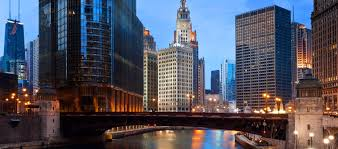 Chicago State Street Shopping Map by Kimpton Hotel Palomar Chicago A Trendy River North Boutique Near
