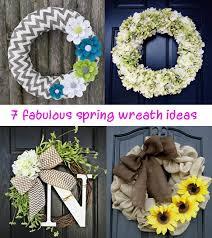 wreath ideas all season wreaths for front door 7 fabulous wreath ideas
