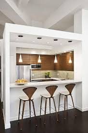 modele cuisine americaine modele cuisine ouverte avec bar smaller open wonderful kitchen with